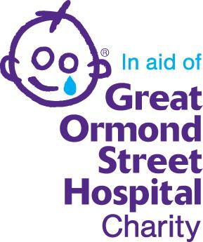 In aid of Great Ormond St Hospital